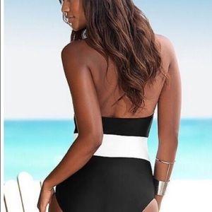 6ab95c7f9975c T&J Designs Swim | Hpsexy Black White One Piece Bathing Suit | Poshmark